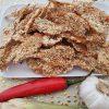 cá mai tẩm mè ăn liền